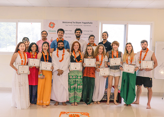 Online Yoga Teacher Training India Yoga Alliance Certification