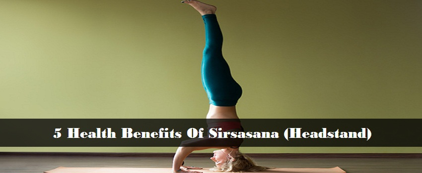 5 Health Benefits Of Sirsasana (Headstand)