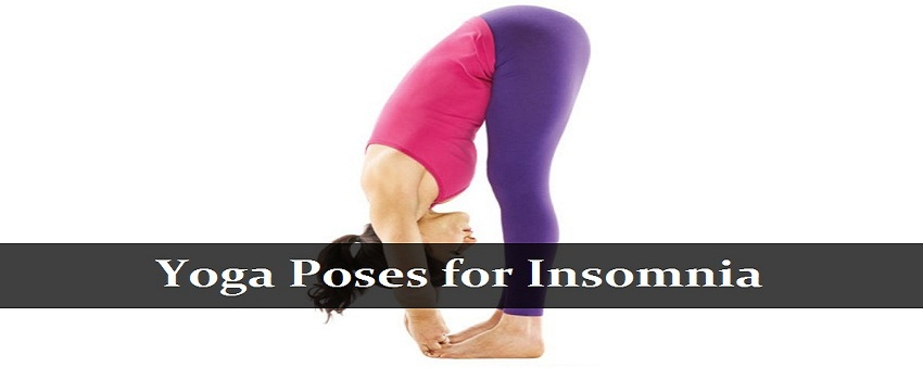 Yoga Poses for Insomnia