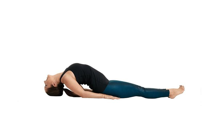 Supine Position Yoga Yoga Poses for ...