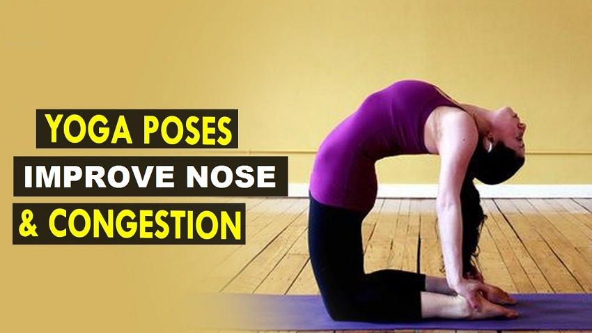 Yoga for Nasal Congestion