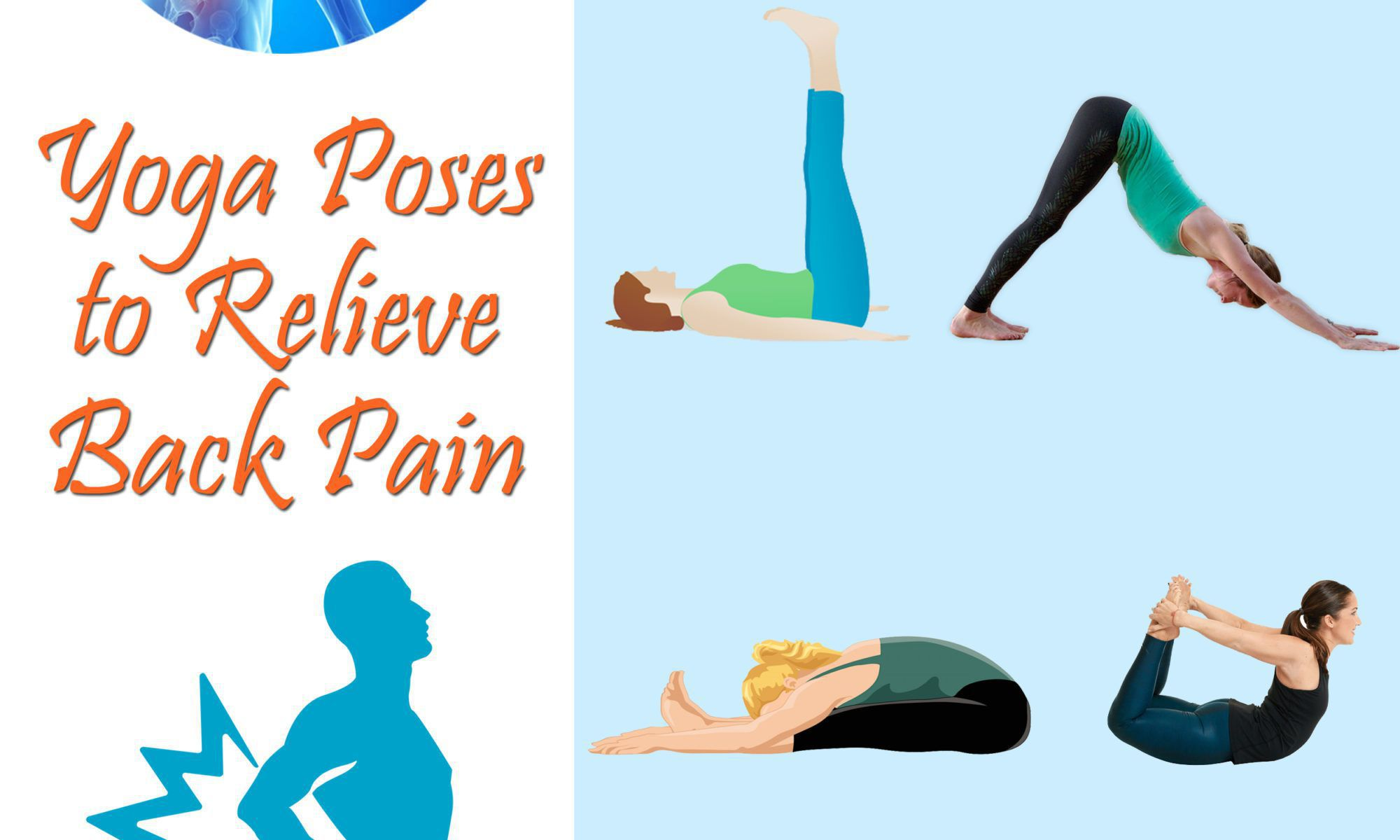 How To Get Relief From Back Pain By Simply Doing Some Yoga Daily Ekam Yogashala