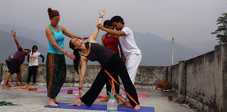 yoga training in nepal